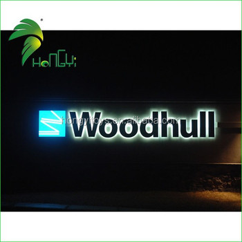 Made in China LED Letter acrylic display sign for sales