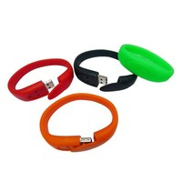 free sample paypal accepted 4gb 8gb usb hand wrist band