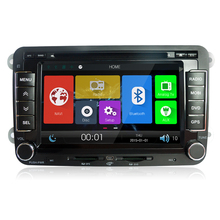 For volkswagen golf 4 car dvd car radio gps navigation
