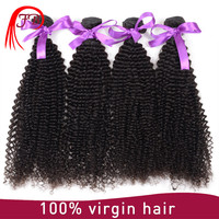 Attractive Aliexpress Hair Wefts 22inches 100% Human Remy Curly Brazilian Virgin Hair Products Manufacturer