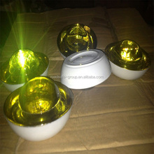 Highway road reflector colored tempered glass cat eye road studs price