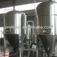 Small Industry Beer Brewery Equipment For