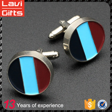 Top sell make custom metal bulk cufflinks