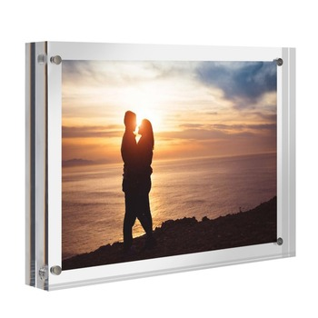 Acrylic 5x7 Magnetic Photo Frame