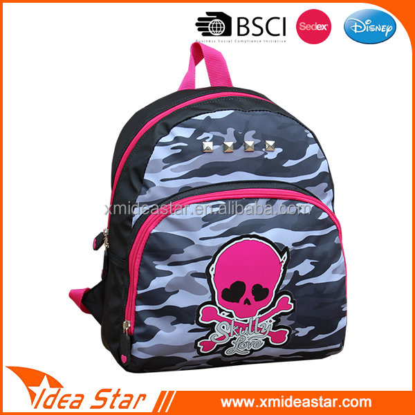 custom children kid wholesale school backpack