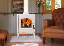 Cast iron wood burner/enamel wood burning stove/wood burning fireplace
