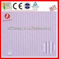 various breathable wicking stripe fabric purple white