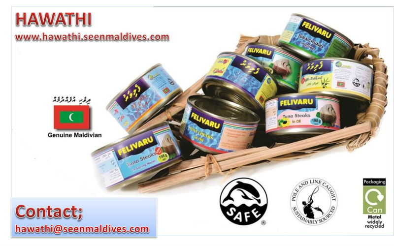 Canned Tuna (Maldives)
