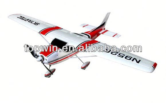 skyartec hobby 2.4G 4CH RTF Electric Scale model airplanes electric retracts rc
