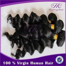 New technology made e body wave human hair weaving