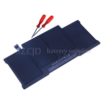"Generic Laptop Battery Li-polymer 4 Cells Laptop Accessories Laptop Cells for Apple MacBook Air 13"" A1496"