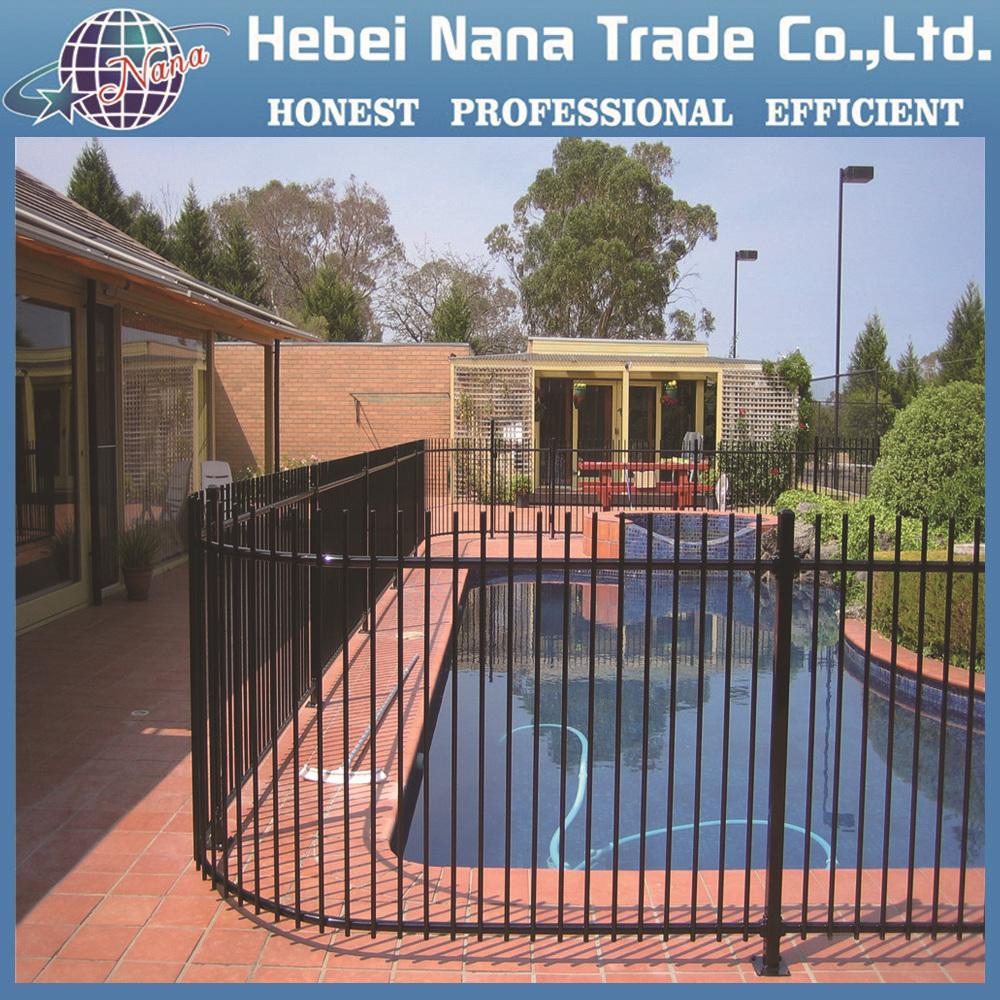 wholesale galvanized black fence panel used steel. Black Bedroom Furniture Sets. Home Design Ideas