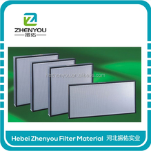low price china-made room temperature curing automotive HEPA filter two component pu adhesive