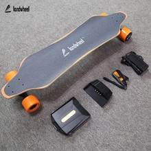 Hot sale diy smart balance electric skateboard with replaceable Pu wheels