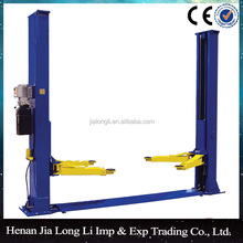 2017 Hot Sale Four Post Cheap Price Hydraulic Car Lift