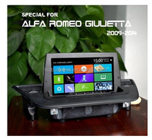 High quality Car dvd gps player for Alfa Romeo Giulietta Support original full functions and Menu