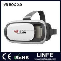 2016 Wholesale Vr Box 2.0 Version 2 Vr Virtual Reality Glasses,Vr Glass + Remote Control