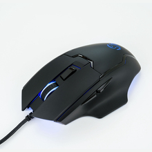 Modern design high 4000dpi gaming mouse with usb storage