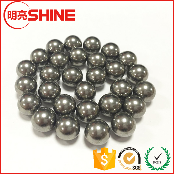 AISI1010 1015 Polished Low Carbon Steel Ball 17mm For Bicycle Spare Parts