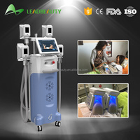 Europe popular 4 handpieces cryomed cryolipolysis rf slimming machine