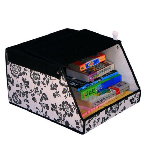 Sw para el hogar ropa organizador plegable 4 cajones de for Cajas almacenamiento ikea