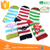 Custom Cat Dog Knit Seamless Sock For Kid,100% Bamboo Organic Fiber Sock Panty Item Hosiery