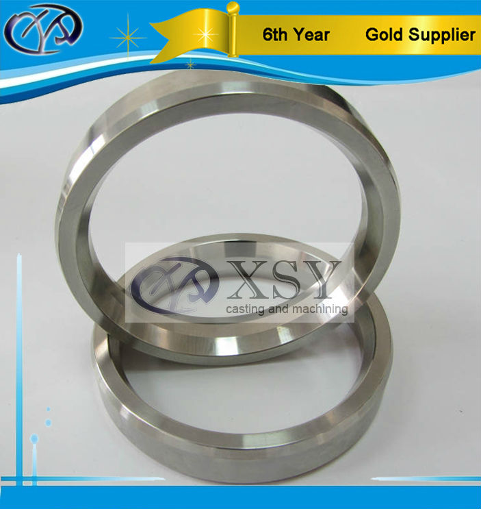Customize Industrial High Pressure Octagonal Stainless Steel Metallic Ring Joint Sealing Gasket