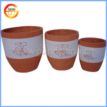 Terra cotta clay pots wholesale