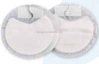 NP-FA130F soft Disposable nursing pads waterproof Super absorbent breast pads FOLIAGE Largest OEM factory Breast feeding mother