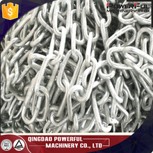 Industrial alloy steel chain DIN763 lifting chain accessories