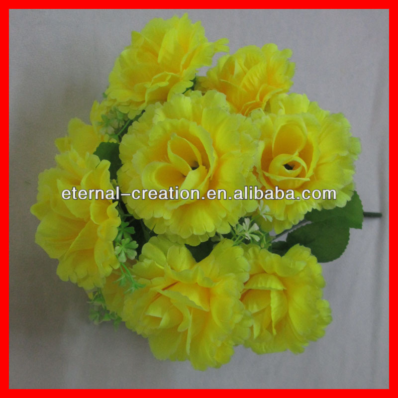 decorative artificial flower making