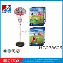 Vertical type basketball stand,outdoor/indoor kid play basketball game toy set HC238625