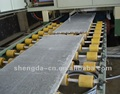 Granite slab polishing machine stone processing machine