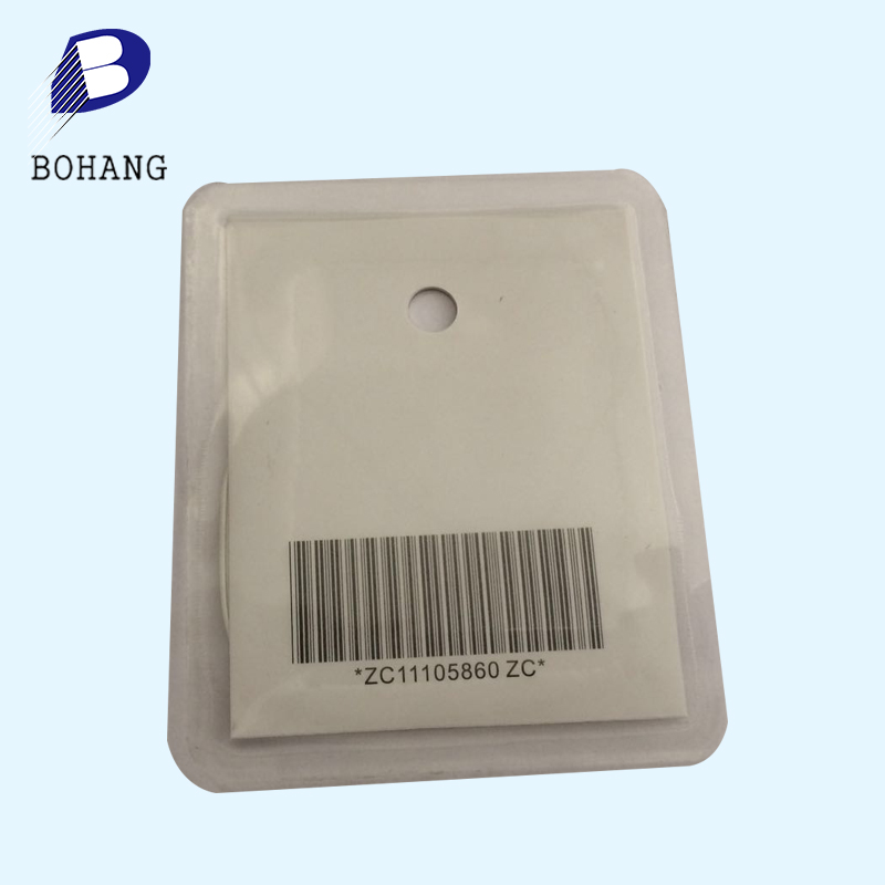 Customized sewing shirt garment plastic labels for clothes