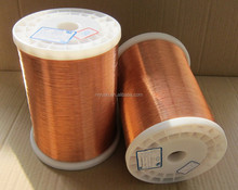 UEW 4mm common size enameled round copper wire