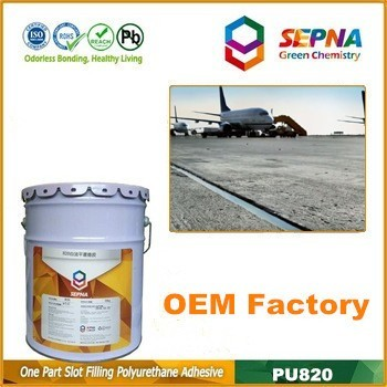 Good quality self-leveling liquid polyurethane joint sealant/glue