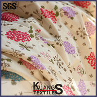 textiles cotton fabric of printed muslin baby