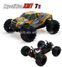 1/10 Scale 4WD Nitro Power Off-Road Monster Truck