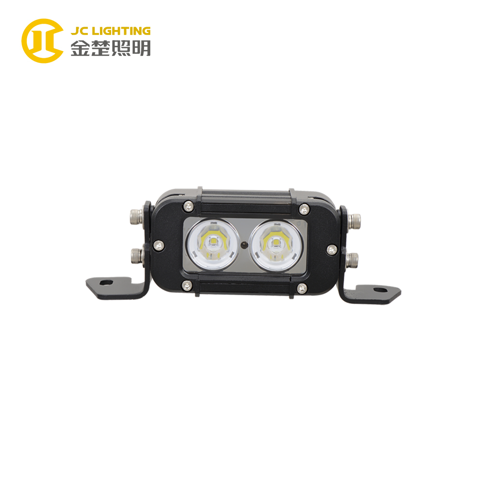 Hot Sale Single Row 9-60v 20W LED Light Bar for 4X4 Vehicles Trucks Cars ATV Auto Accessories