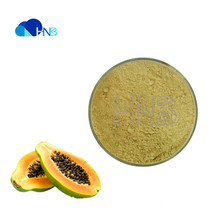 HNB Factory Supply Papaya Seeds Extract Papain powder