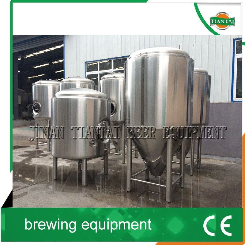 Stainless Steel Draught Beer Brewery Equipment for restaurant brewing used