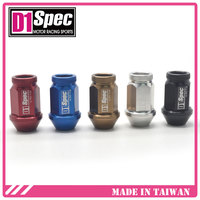 D1 Spec racing nuts Hexagon Wheel Lug Nut