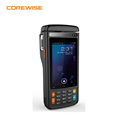 Portable 58mm rugged handheld computer thermal printer with rfid, fingerprint