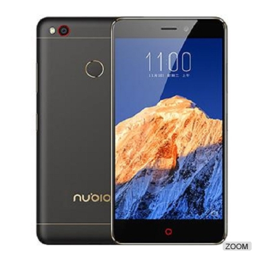 5.5 inch Nubia N1 UI 4.0 MTK Helio P10 Octa Core 4G cell phone fingerprint phone.