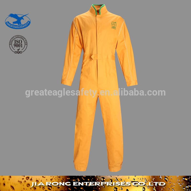 protective fire safety uniform for coal mine-WC2002D