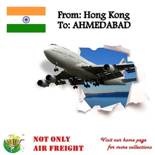 Air Freight From HONG KONG To India AHMEDABAD Shipping