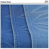 Roll Packing Cotton Stretch Denim Fabric organic cotton spandex denim fabric