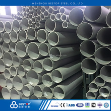 China factory best prices TP321 stainless steel seamless pipe, ss pipe