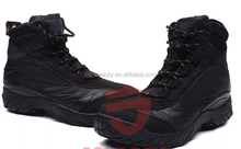 High Quality Beige Branded Tactical Footwear US Combat Swat Shoes Military Army Boots Black