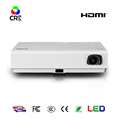 2017 New Dlp Hd projector 1280*800p 3000 lumens WiFi home film projector